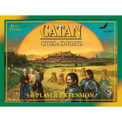 Catan Cities & Knights 5-6 extension 2007