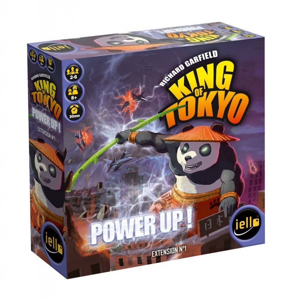 King of Tokyo - Power Up! - FR - EXT