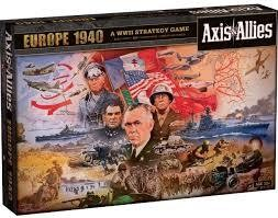 Europe 1940 2nd Edition Axies & Allies