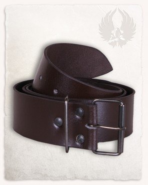 Doran Wide Belt (Black)
