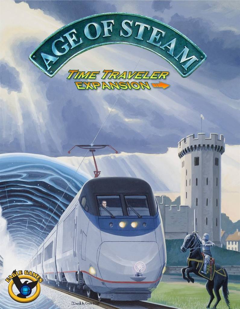 Age of Steam: Time Traveller Expanssion