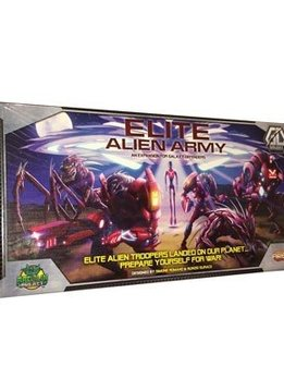 Galaxy Defenders Elite Alien Army Expansion