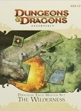 The Wilderness: Dungeon Tiles Master Set