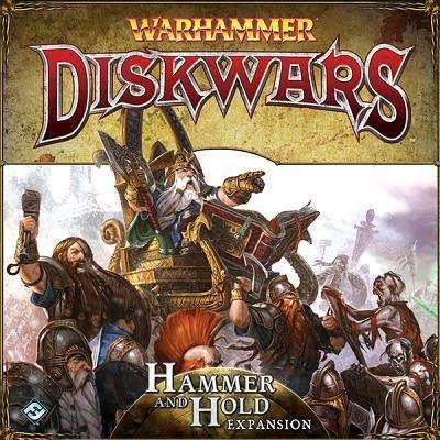 Hammer and Hold  WH: diskwars Exp