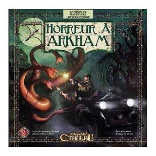 Horreur a Arkham FR