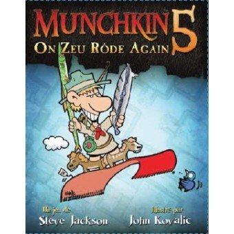 On zeu rode again Munchkin 5