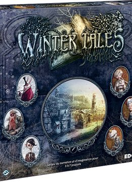 Winter Tales edition francaise