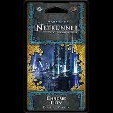 Netrunner CCG: Chrome City
