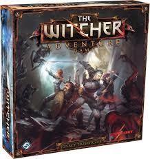 The Witcher : Le jeu d'Aventure