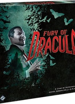 Fury of Dracula 2015