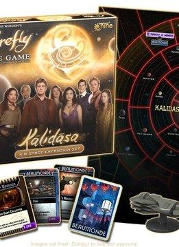 Firefly The Game: Kalidasa Rim Space Expansion set