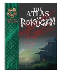The Atlas of Rokugan