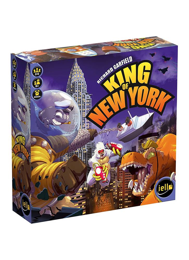 King of New York v.f.