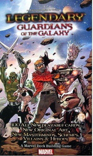 Marvel Legendary: Guardian of the Galaxy