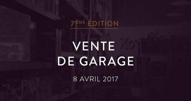 Vente de garage du Griffon, 7ième édition