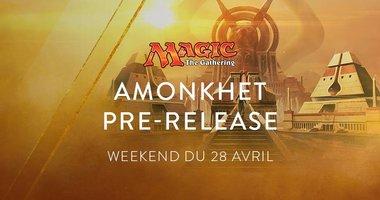 Amonkhet Pre-release
