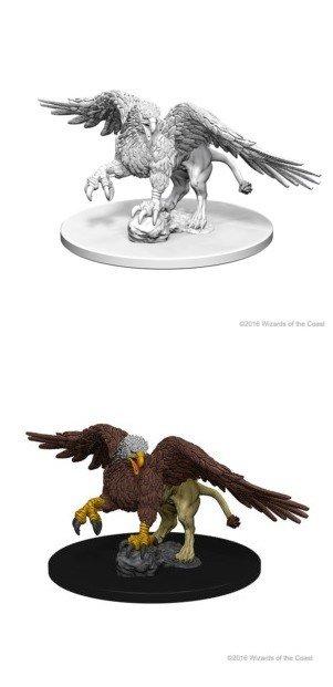 D&D Unpainted Minis: Griffon