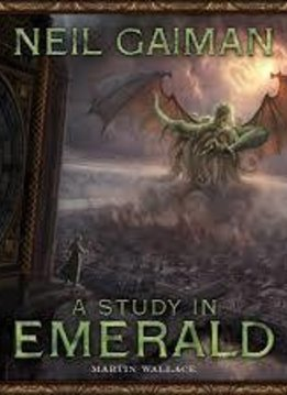 A Study in Emerald 2nd edition