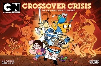 Cartoon Network Crossover Crisis: Deck Building Game