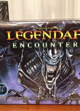 Legendary Encounters: Alien Expansion 1