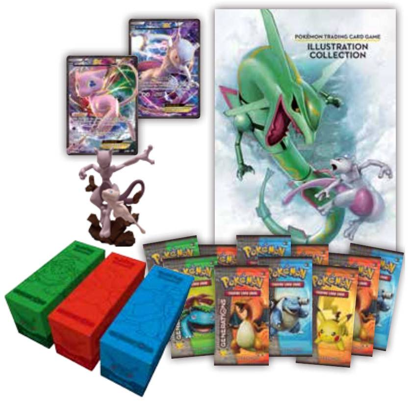 Pokemon Super-Premium Collection Mew & Mewtwo