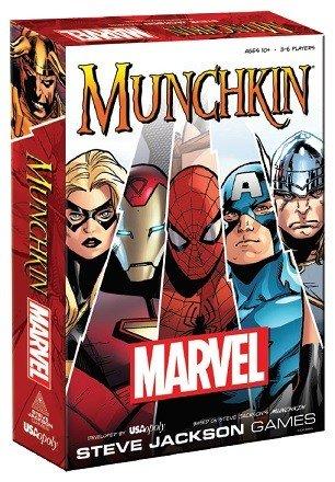 Munchkkin: Marvel Universe