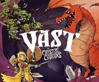 Vast, the crystal cavern
