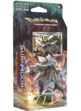 Pokemon S&M Guardians Rising Solgaleo Theme Deck