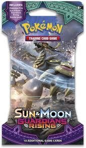 Pokemon S&M Guardians Rising Booster
