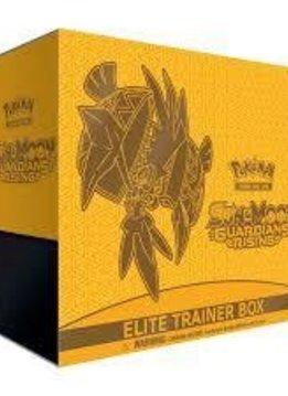 Pokemon S&M Guardians Rising Elite Trainer Box