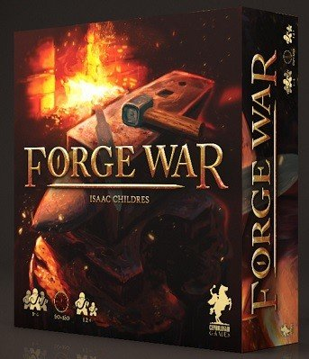 Forge War Second Edition