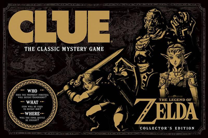 CLUE®: The Legend of Zelda™