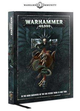 Warhammer 40k : Rulebook 8th Ed FR