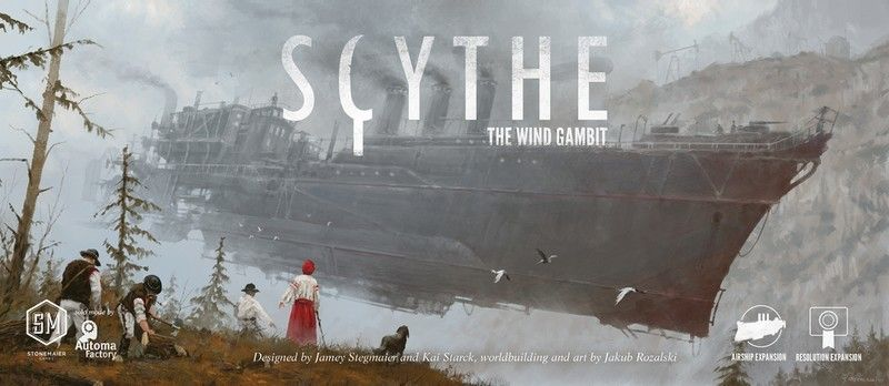 Scythe The Wind Gambit EXP