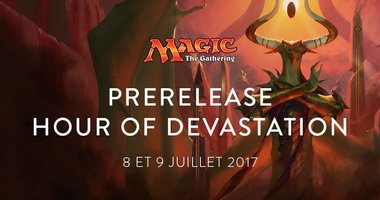 Hour of Devastation Prerelease