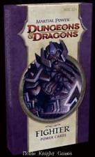 D&D Fighter Power Cards