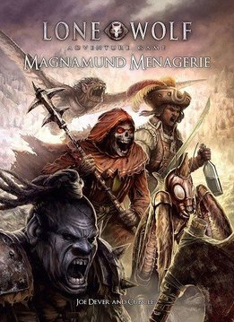 Lone Wolf: Magnamund Menagerie