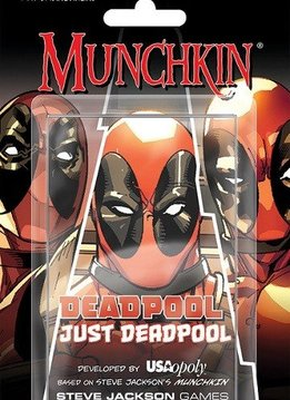 Munchkin Deadpool: Just Deadpool
