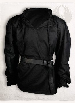 Bastian Shirt Black (L)