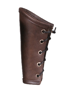Borg Bracers Brown