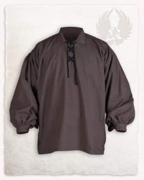 Roland Shirt Brown (S)