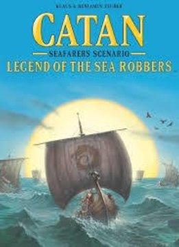Copy of Catan: Seafarers 2015