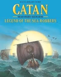 Copy of Catan: Seafarers 2015