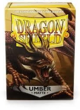 Dragon Shield Matte Umbre