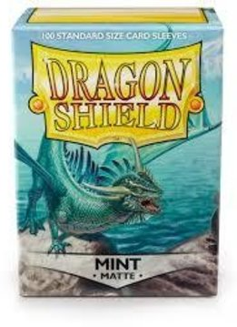 Dragon Shield Matte Mint