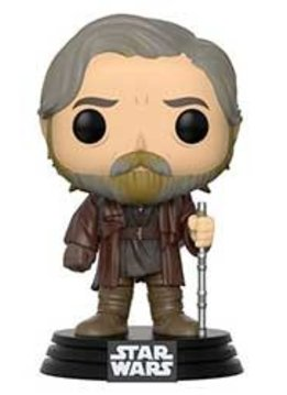 POP! Star Wars 8 Luke Skywalker (Last Jedi)
