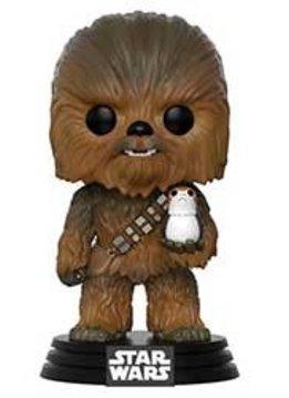 POP! Star Wars 8 Chewbacca (Last Jedi)