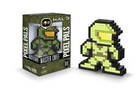 Pixel Pals: Halo Master Chief