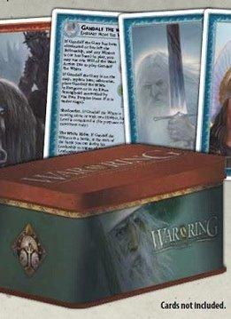 War of the Ring : Card Box / Sleeves (Gandalf)