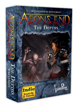 Aeon's End: The Depths 1st Ed.